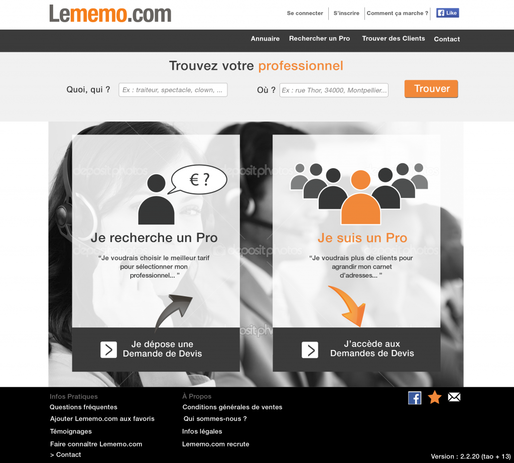 Web Design Lememo